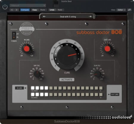 Soundevice Digital SubBass Doctor 808