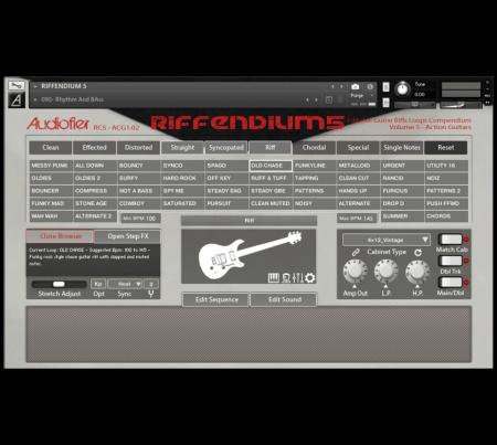 Audiofier Riffendium 5
