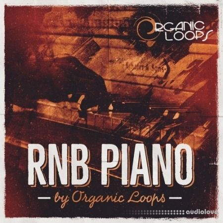 Organic Loops RnB Piano