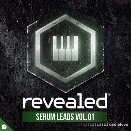 Revealed Recordings Revealed Serum Leads Vol.1
