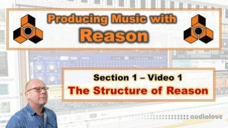 SkillShare Producing Music with Reason - Section 2 Creating a music track