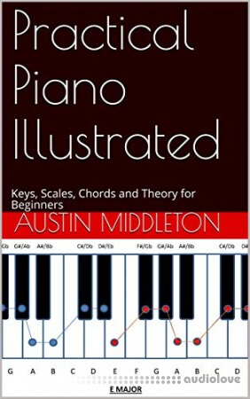 Practical Piano Illustrated: Keys, Scales, Chords and Theory for Beginners