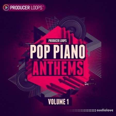 Producer Loops Pop Piano Anthems Vol.1