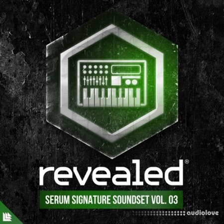 Revealed Serum Signature Soundset Vol.3