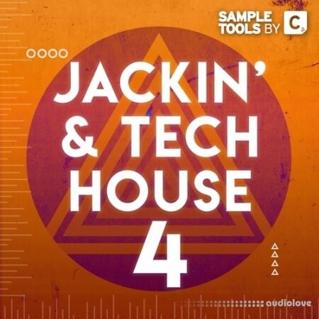 Sample Tools by Cr2 Jackin and Tech House 4