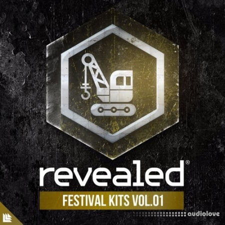 Revealed Recordings Revealed Festival Kits Vol.1