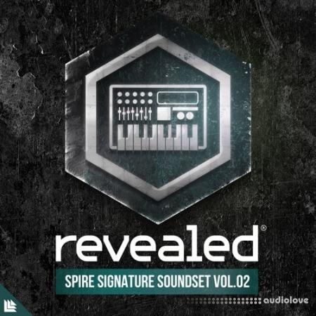 Revealed Recordings Revealed Spire Signature Soundset Vol.2
