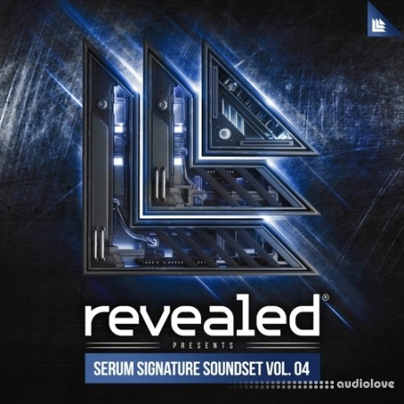 Revealed Recordings Revealed Serum Signature Soundset Vol.4