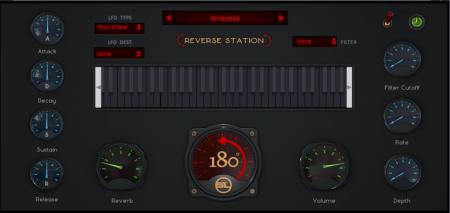 StudioLinkedVST Reverse Station