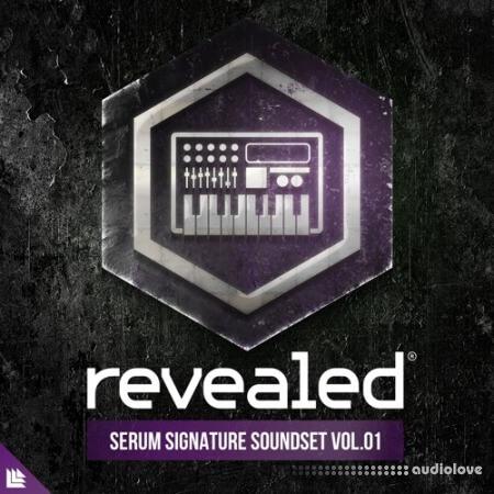 Revealed Recordings Revealed Serum Signature Soundset Vol.1
