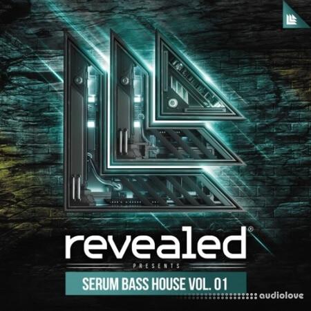 Revealed Recordings Revealed Serum Bass House Vol.1