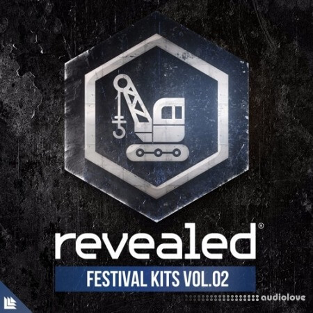Revealed Recordings Revealed Festival Kits Vol.2 WAV MiDi