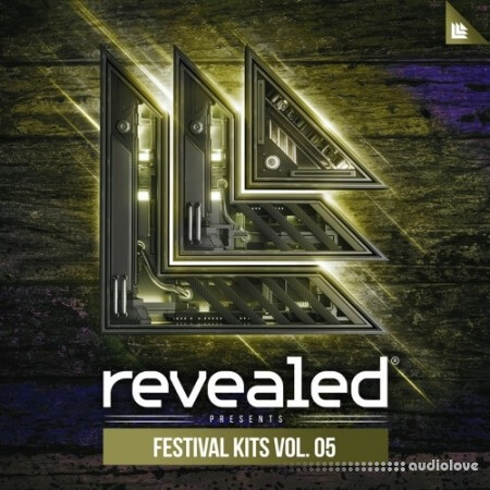 Revealed Recordings Revealed Festival Kits Vol.5 WAV MiDi