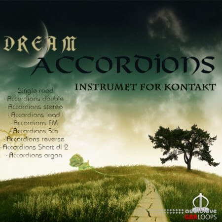 GBR Loops Dream Accordions KONTAKT
