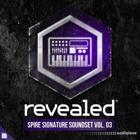 Revealed Recordings Revealed Spire Signature Soundset Vol.3