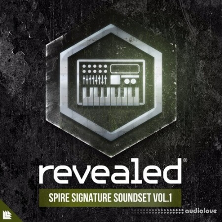 Revealed Recordings Revealed Spire Signature Soundset Vol.1