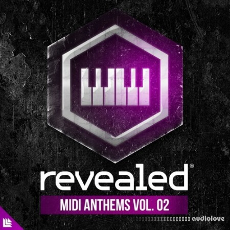 Revealed Recordings Revealed MIDI Anthems Vol.2