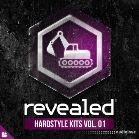 Revealed Recordings Revealed Hardstyle Kits Vol.1