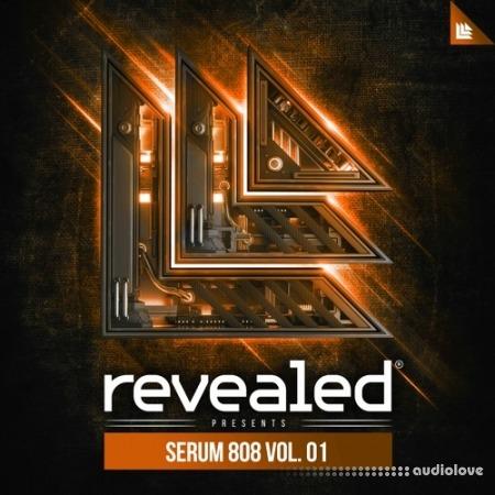 Revealed Recordings Revealed Serum 808 Vol.1