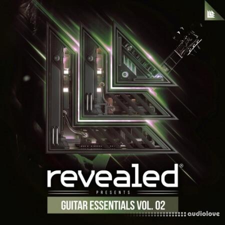 Revealed Recordings Revealed Guitar Essentials Vol.2