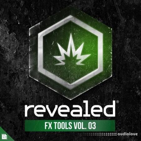Revealed Recordings Revealed FX Tools Vol.3