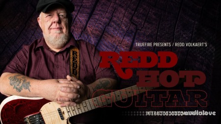 Truefire Redd Volkaert Redd Hot Guitar