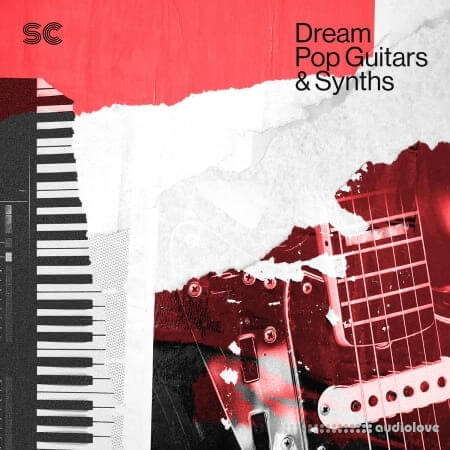 Sonic Collective Dream Pop Guitars and Synths