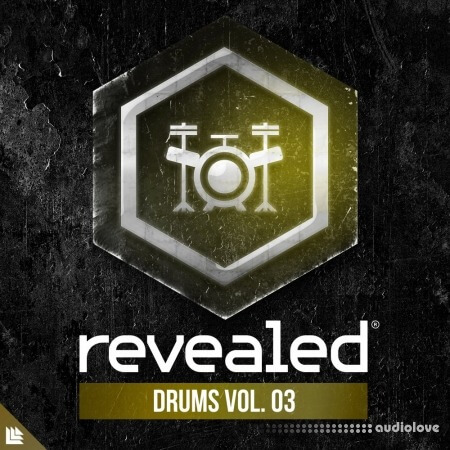 Revealed Recordings Revealed Drums Vol.3