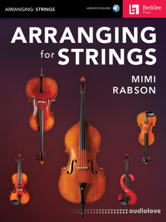 Berklee Press Arranging for Strings by Mimi Rabson