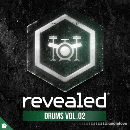 Revealed Recordings Revealed Drums Vol.2