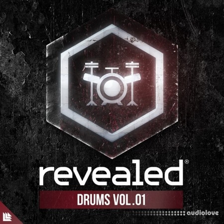 Revealed Recordings Revealed Drums Vol.1
