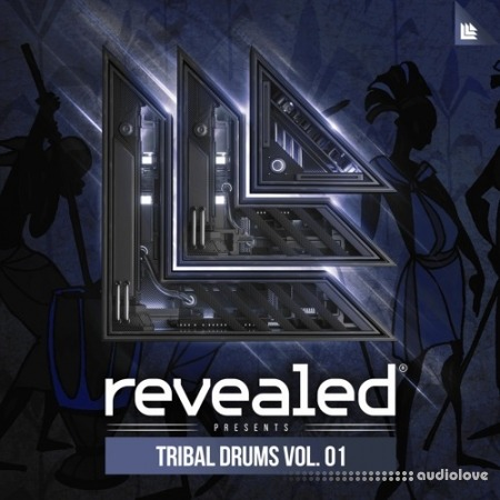 Revealed Recordings Revealed Tribal Drums Vol.1