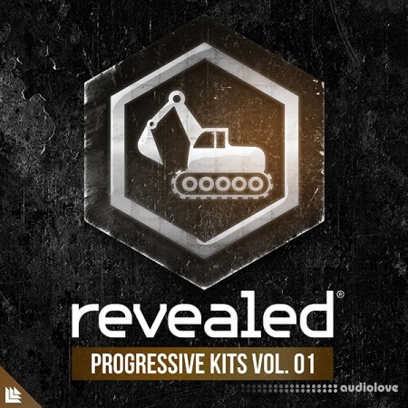 Revealed Recordings Revealed Progressive Kits Vol.1
