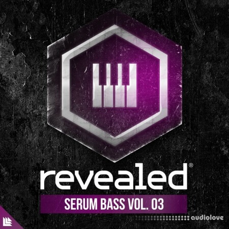 Revealed Recordings Revealed Serum Bass Vol.3