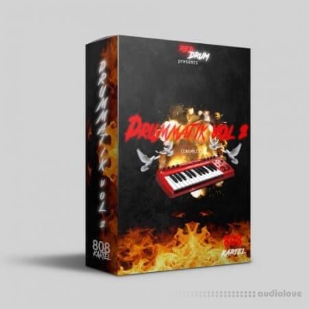 Red Drum Beatz Drummatik Vol.2