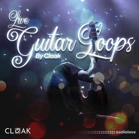 Industry Kits Live Guitar Loops By CLOAK