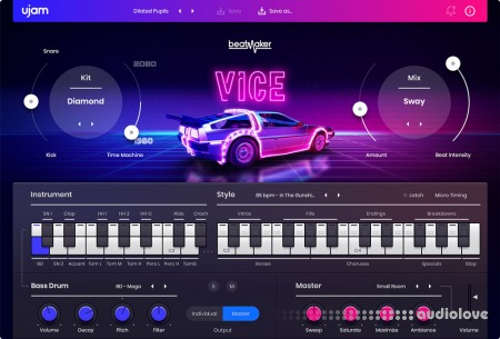 UJAM Beatmaker VICE