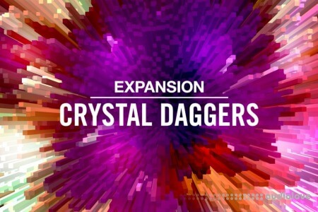 Native Instruments Maschine Expansion Crystal Daggers