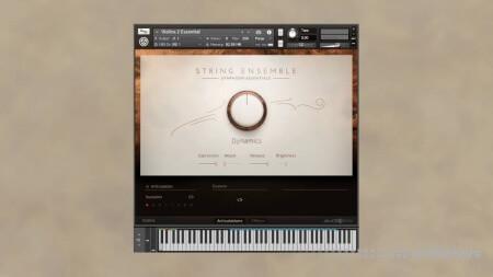 Native Instruments Symphony Essentials String Ensemble