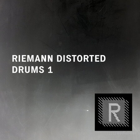 Riemann Kollektion Riemann Distorted Drums 1 WAV