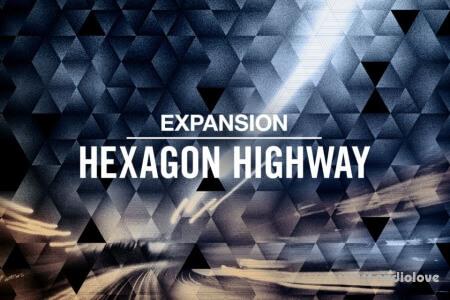 Native Instruments Maschine Expansion Hexagon Highway