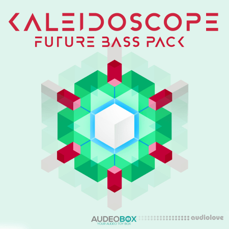 AudeoBox Kaleidoscope Future Bass WAV Synth Presets