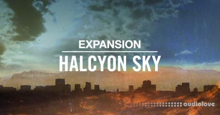 Native Instruments Maschine Expansion Halcyon Sky