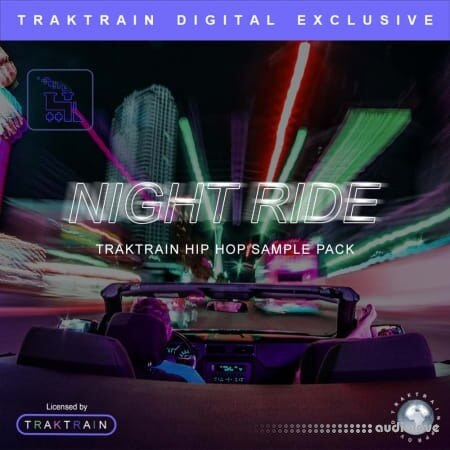 TrakTrain Night Ride WAV