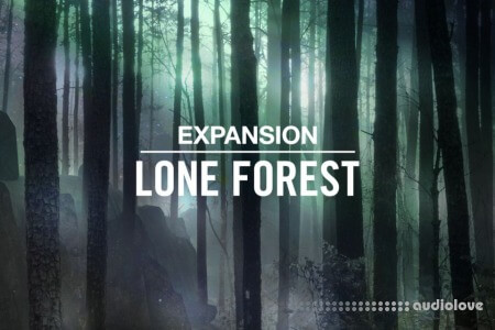 Native Instruments Maschine Expansion: Lone Forest