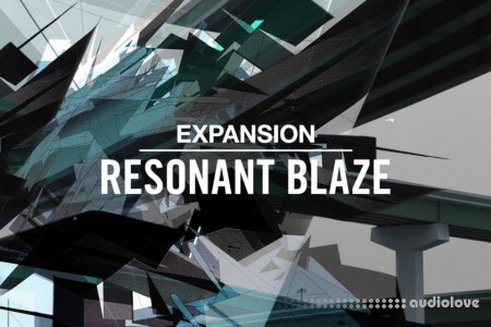 Native Instruments Expansion Resonant Blaze v2.0.1 Maschine