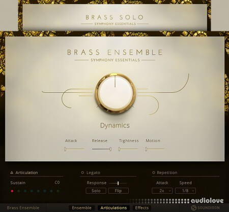 Native Instruments Symphony Essentials Brass Solo