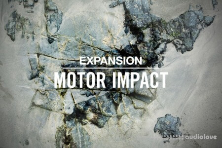 Native Instruments Maschine Expansion Motor Impact