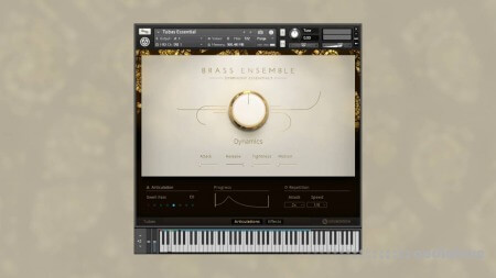 Native Instruments Symphony Essentials Brass Ensemble
