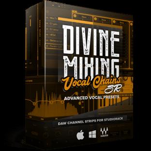 Sean Divine Divine Mixing Vocal Chains SR for Waves StudioRack